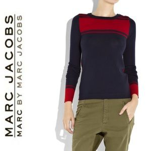 MARC BY MATC JACOBS Holly Sea Scout sweater